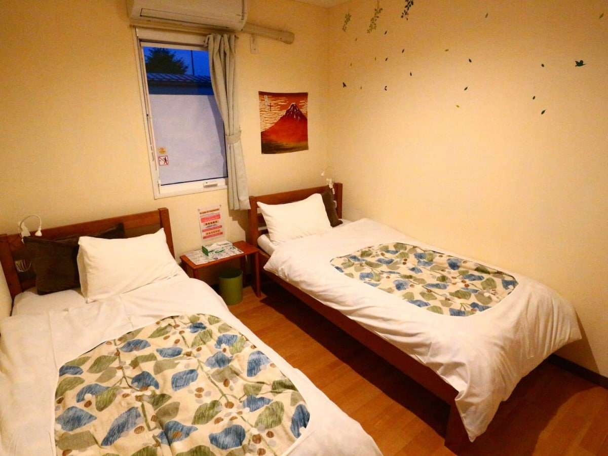6. Accommodation near Fujisan Station (from SGD 44)