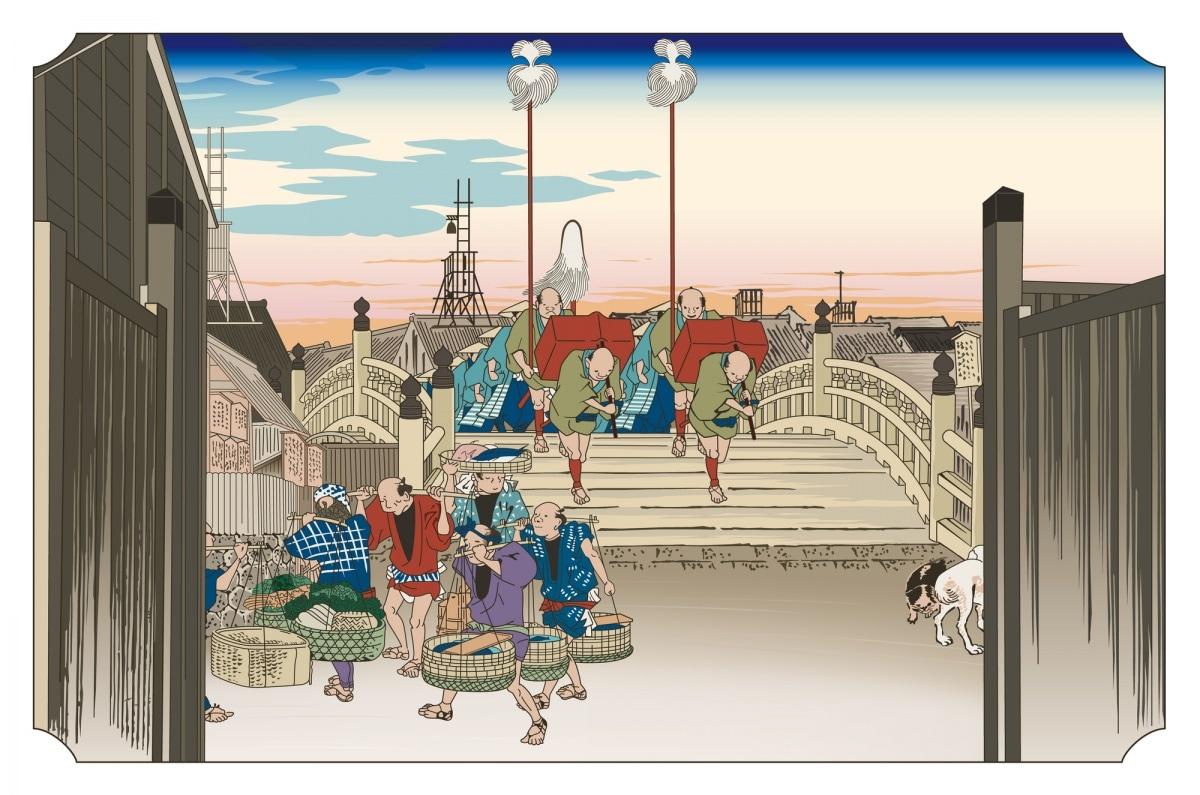 起点:日本桥