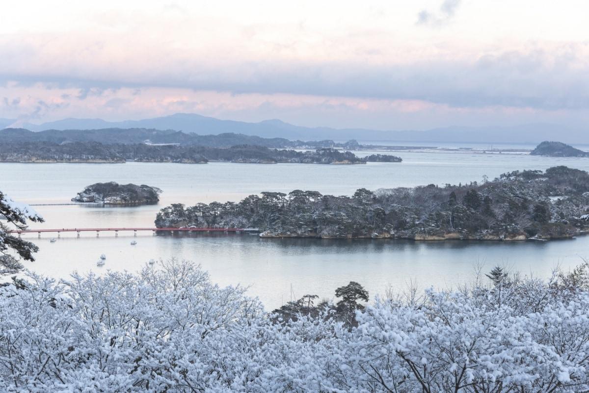 1. มัตสึชิมะ จังหวัดมิยางิ (Matsushima, Miyagi)