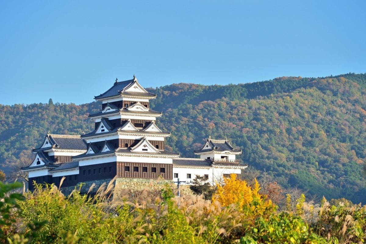 เที่ยวชมปราสาทโอซุ (Ozu Castle)