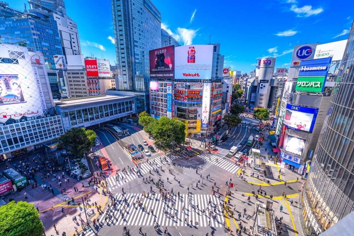 1. โตเกียว (Tokyo)