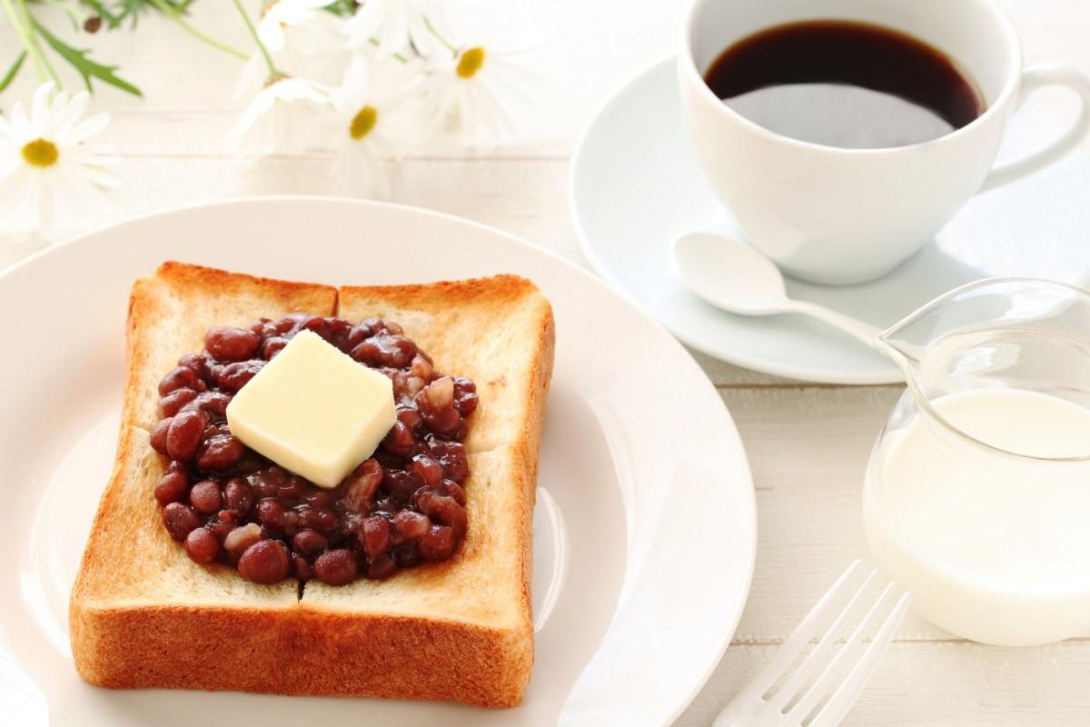 名古屋流!點咖啡送早餐