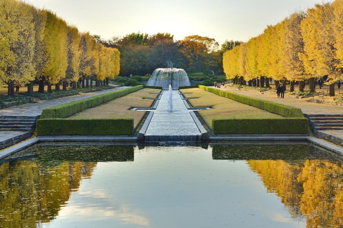 1.【立川】國營昭和紀念公園