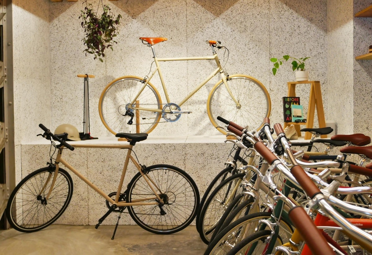 為城市誕生的腳踏車