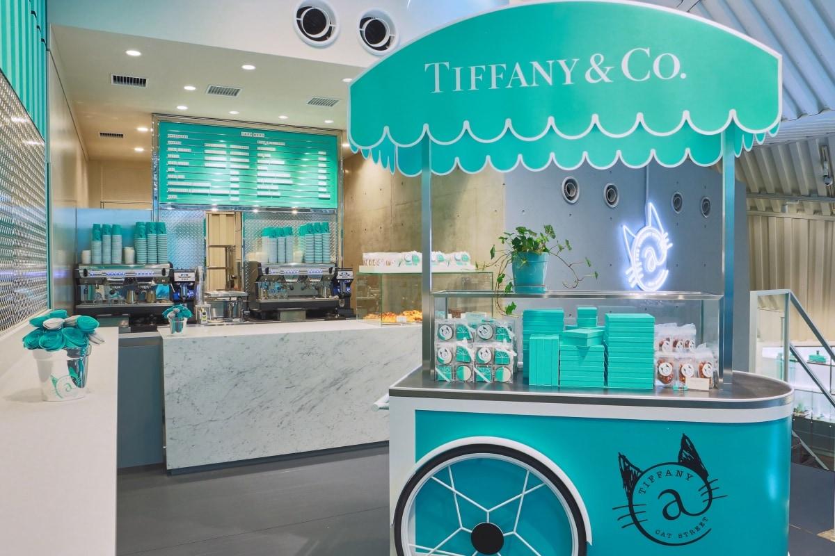 1. คาเฟ่ TIFFANY&Co.