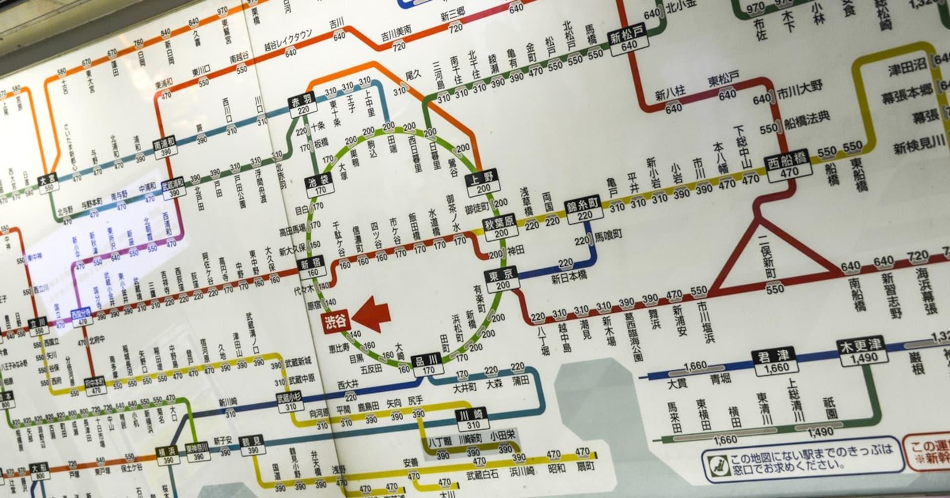 たった140円で合法的に10時間もの「乗り鉄」旅を楽しむ方法とは?