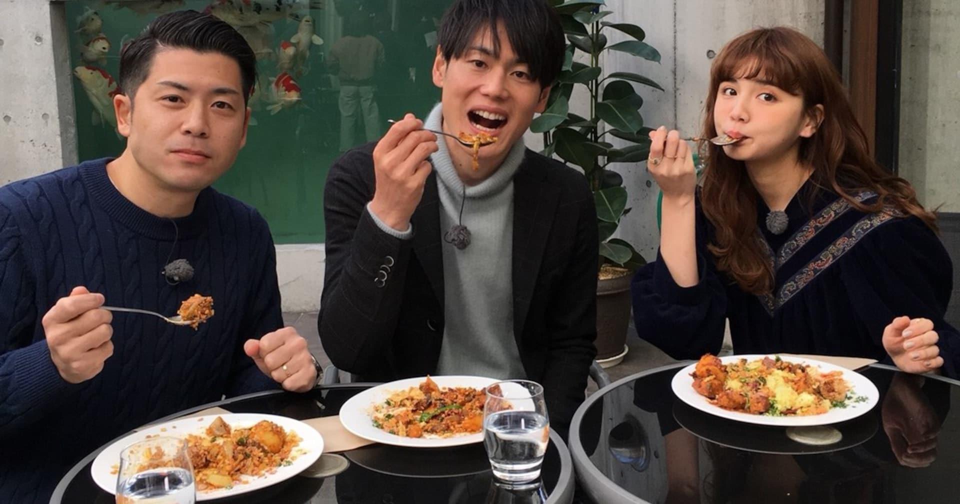 """「カレー=茶色」「カレー=男子」はもう古い!? 青文字系モデルもハマった""""2019年カレーブーム""""の正体"""