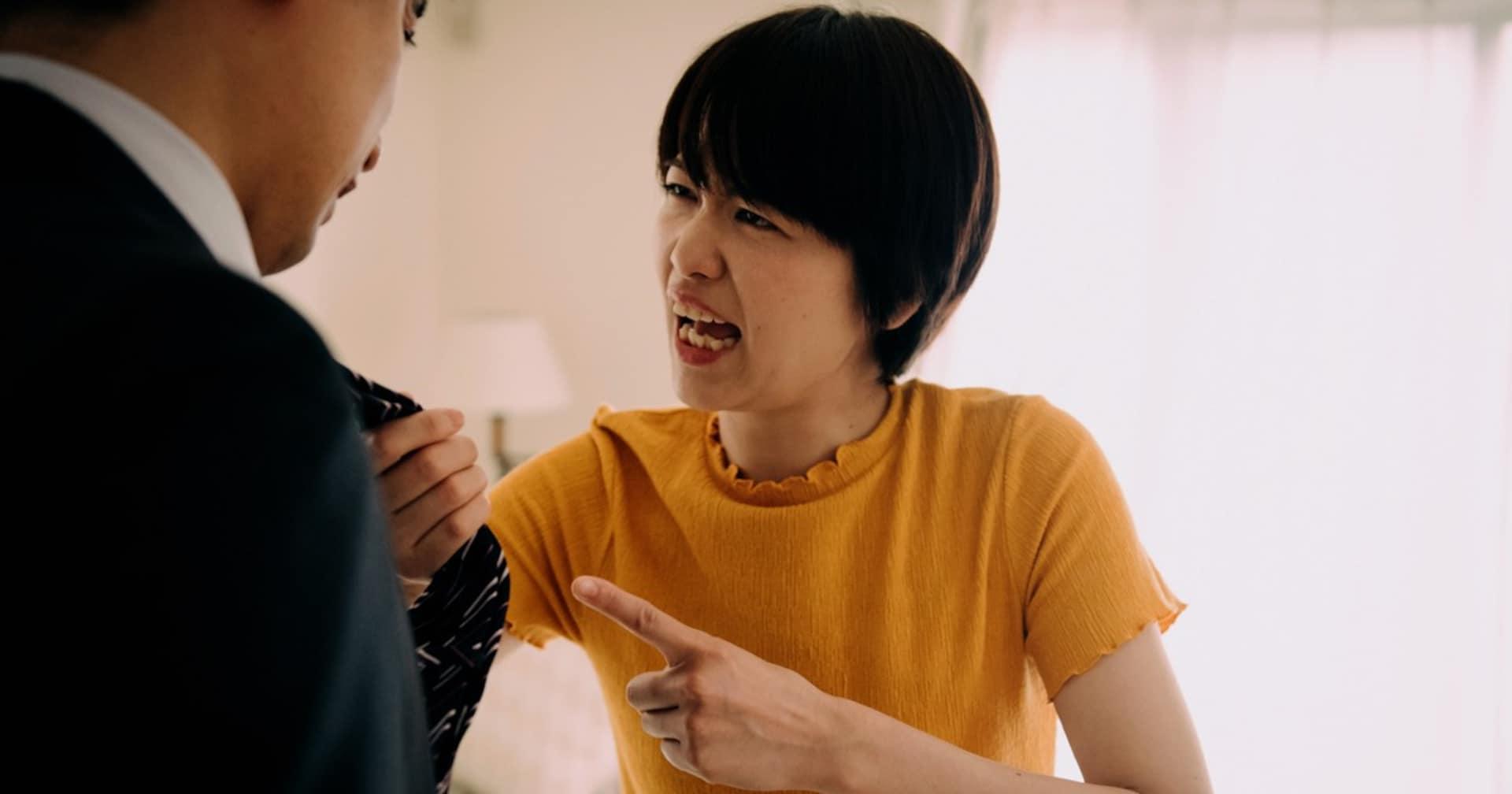夫を過剰に攻撃する「不機嫌すぎる妻」──夫婦関係を険悪にした驚きの病とは?
