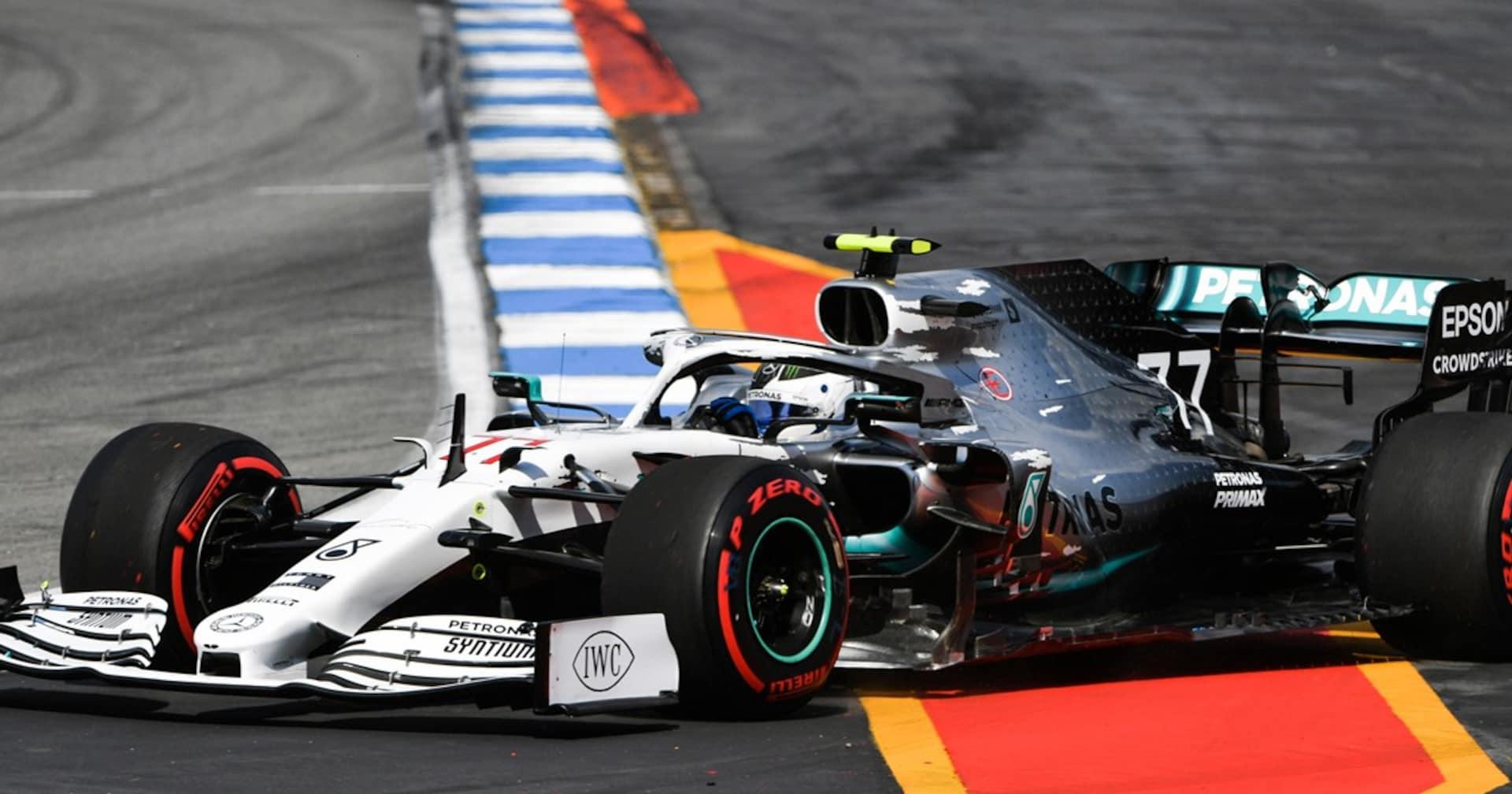 メルセデスF1が「レトロ風カラーリング」で惨敗したワケ