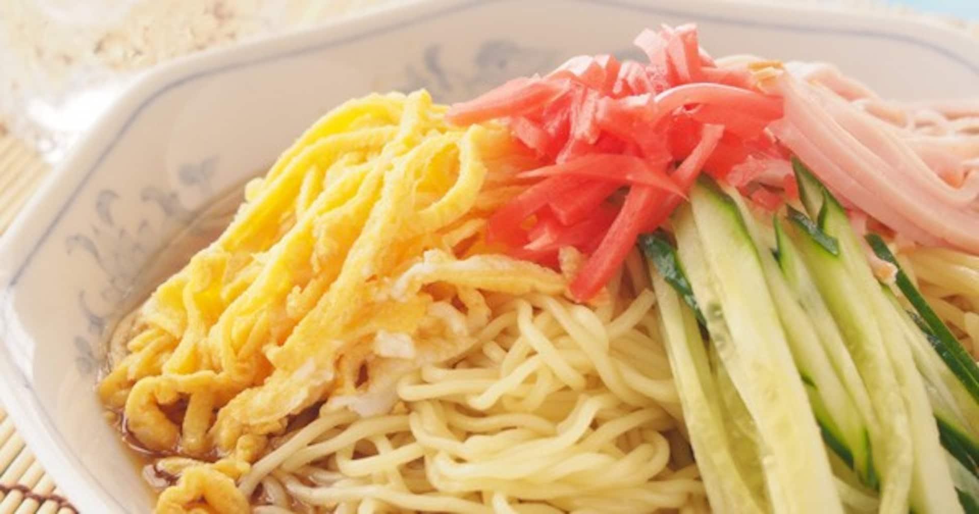一年中食べたい! アノ大物芸能人も参加していた「全日本冷し中華愛好会」。その闘争の日々とは