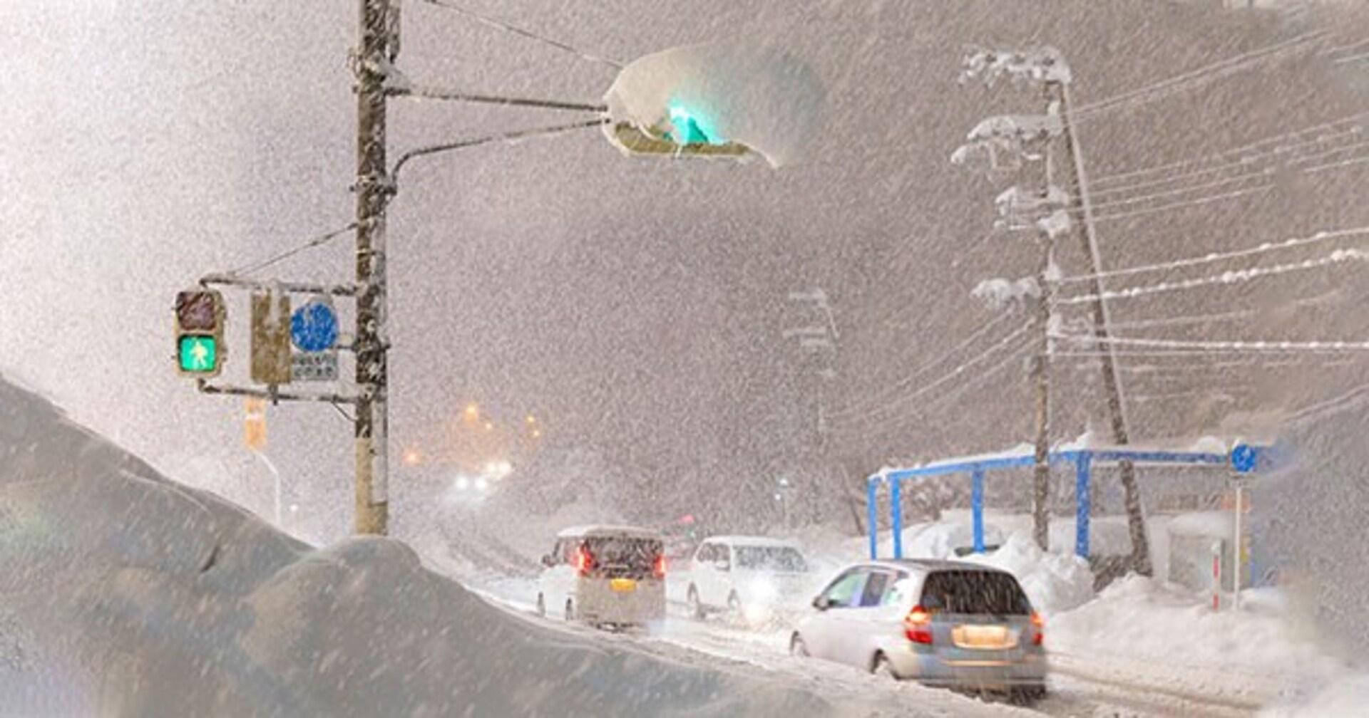 """備えるべきは""""タイヤだけ""""じゃない。冬の運転は「○○」に要注意!"""