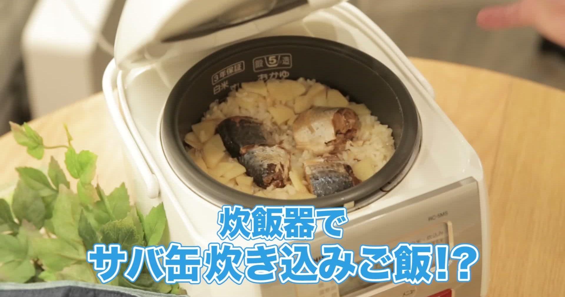 器 レシピ 炊飯 ご飯