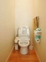 トイレの臭いに主な原因は飛び散り