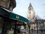 パリの有名カフェ『レ・ドゥー・マゴ』