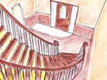 """輸入住宅好きの憧れ、凝ったデザインの""""階段"""""""