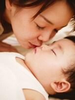 魅力あふれる高齢出産ママの人生とは?