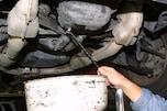 エンジンオイルの交換方法