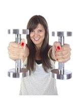 ダンベルの種類と重さの選び方:女性で1キロ前後、男性で3キロ前後の重さから!