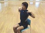 肩こりをラクにする肩甲骨ストレッチ