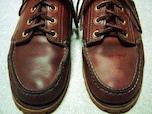 オイルドレザーの革靴をケアする