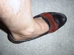 革靴の臭いを除去しよう