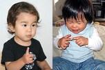 赤ちゃんと手で会話「ベビーサイン」