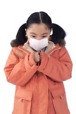 花粉症で咳が止まらないことも……