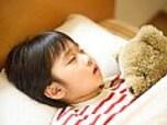 突然、子供がノドが痛そうで特徴的な咳をし始めたら「クループ症候群」かも