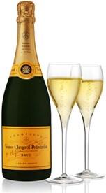 本格シャンパン、コスパもOK&男性にも愛される「ヴーヴ・クリコ」