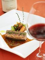 自然の中で穏やかに流れる時間を味わえるフレンチレストラン「ラ・テラス」