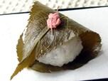 「道明寺桜餅」電子レンジで簡単手づくり!