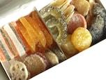 野菜菓子の「向じま 梅鉢屋」