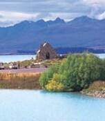 雄大な自然の中で愛を誓う!ニュージーランドウェディング