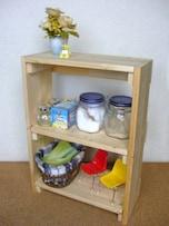 1×4材を使用したDIY棚の作り方