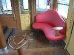 くつろいで富士山の絶景を味わえる『富士登山電車』