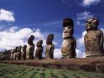 イースター島 ラパ・ヌイ国立公園/チリ
