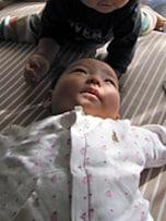 「劇的に体重が増える時期」月齢2ヶ月の成長の目安