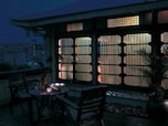 アジアンや和にも◎さまざまな窓に応じたバーチカルブラインド