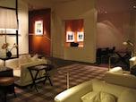 イタリア : アートギャラリーがあるフェラガモのホテル