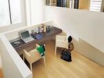 書斎のスペースを見つけるアイディア