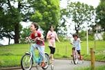 幼児用補助輪付き自転車の選び方
