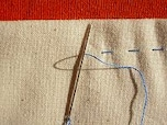 縫い終わりに必要!「玉どめ」の仕方