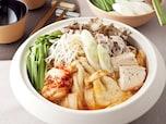 キムチ鍋×ラーメン
