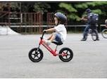 ペダルを外した普通の自転車とは何が違うのか?