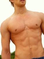 体づくりの基本、胸の筋肉のトレーニング