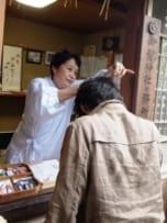 """神社で""""髪頼み""""しよう!"""