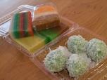 プラナカンのカラフルなお菓子