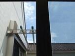 【窓】 自分でできる、断熱フィルム