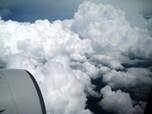 子連れ旅行の飛行機