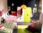 IKEAの家具でインテリアコーディネートした子供部屋